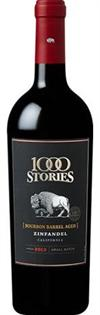 1000 Stories Zinfandel Bourbon Barrel Aged 2015 750ml